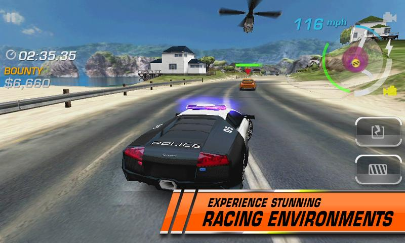 Need for speed hot pursuit 1 apk free application for Need for speed android